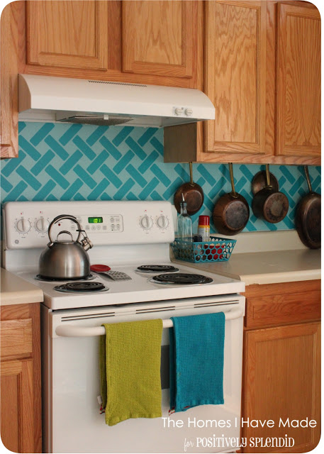 Remodelaholic 25 Great Kitchen Backsplash Ideas 457x640