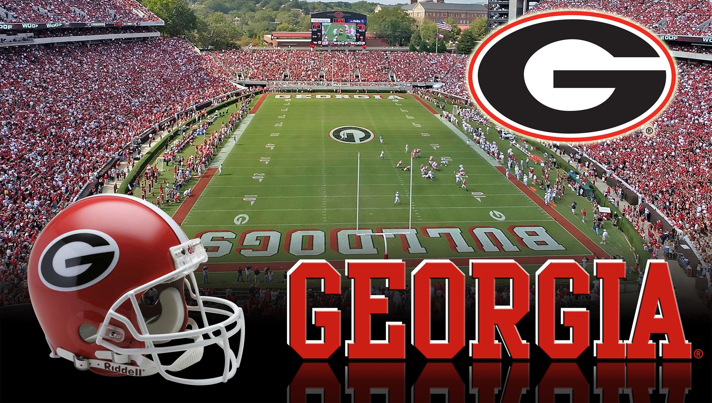 Wallpapers Georgia Bulldogs Logo 1349 X 800 55 Kb Jpeg HD Wallpapers 2400x1359
