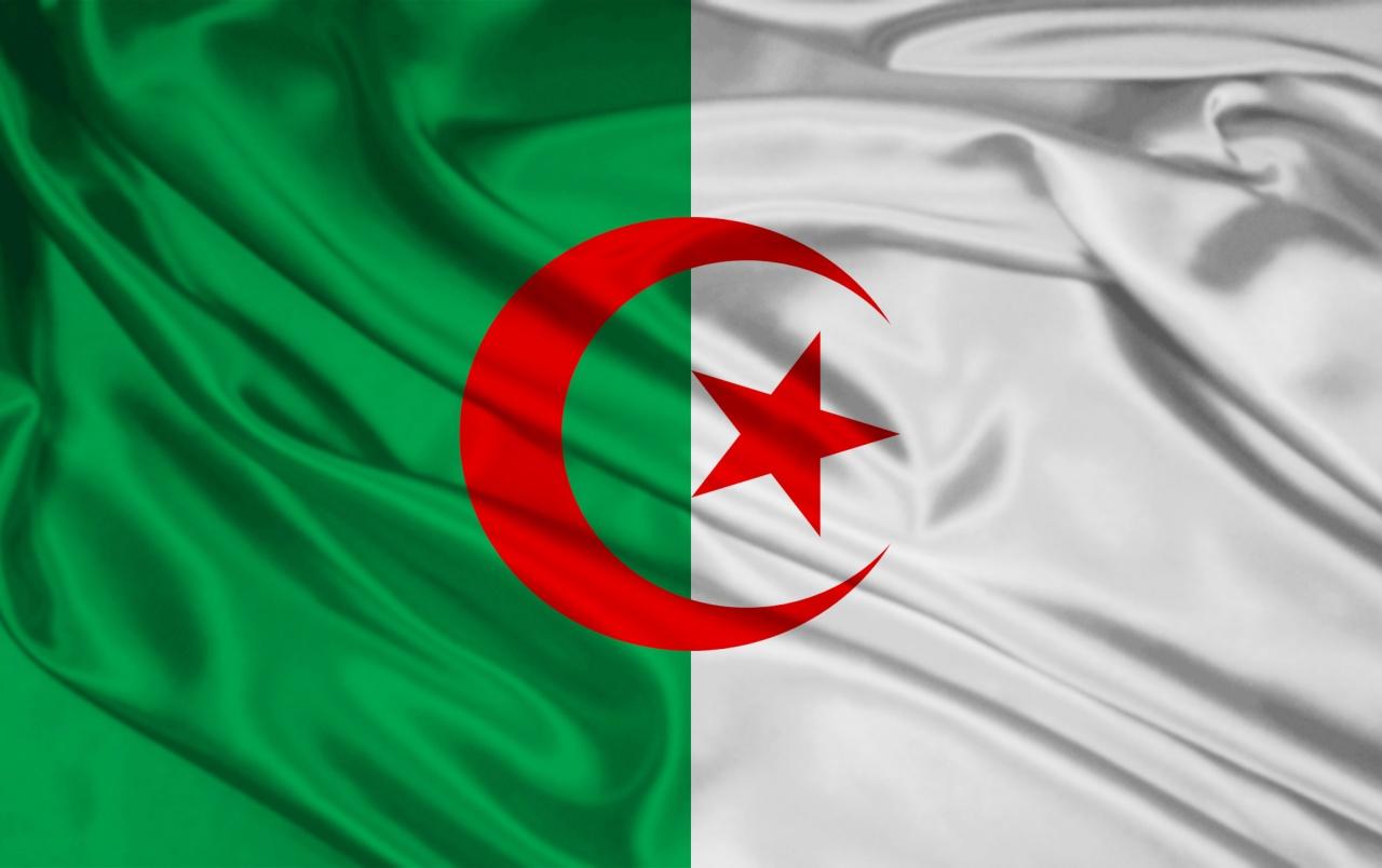 Algeria Flag wallpapers Algeria Flag stock photos 1280x804
