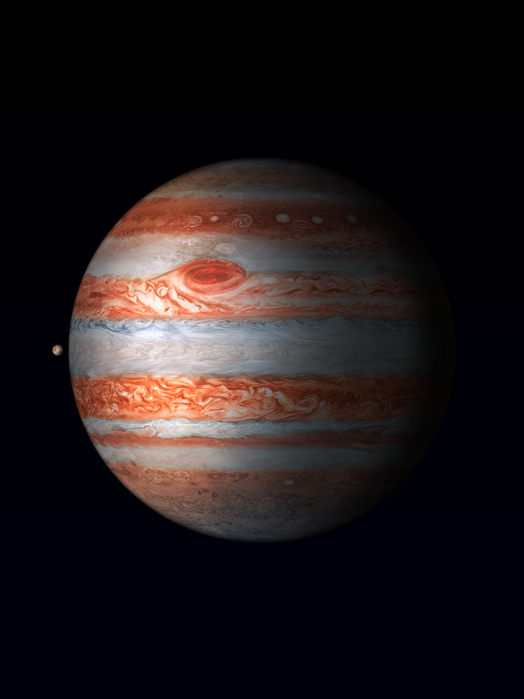 iPad Pro Jupiter wallpaper for iPhone 6 and iPhone 6 Plus 2048x2732