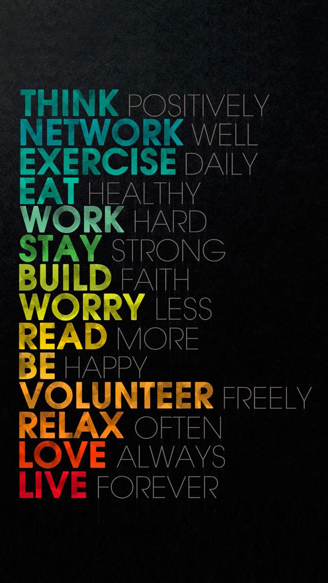 50+] Motivation iPhone 6 Wallpaper on