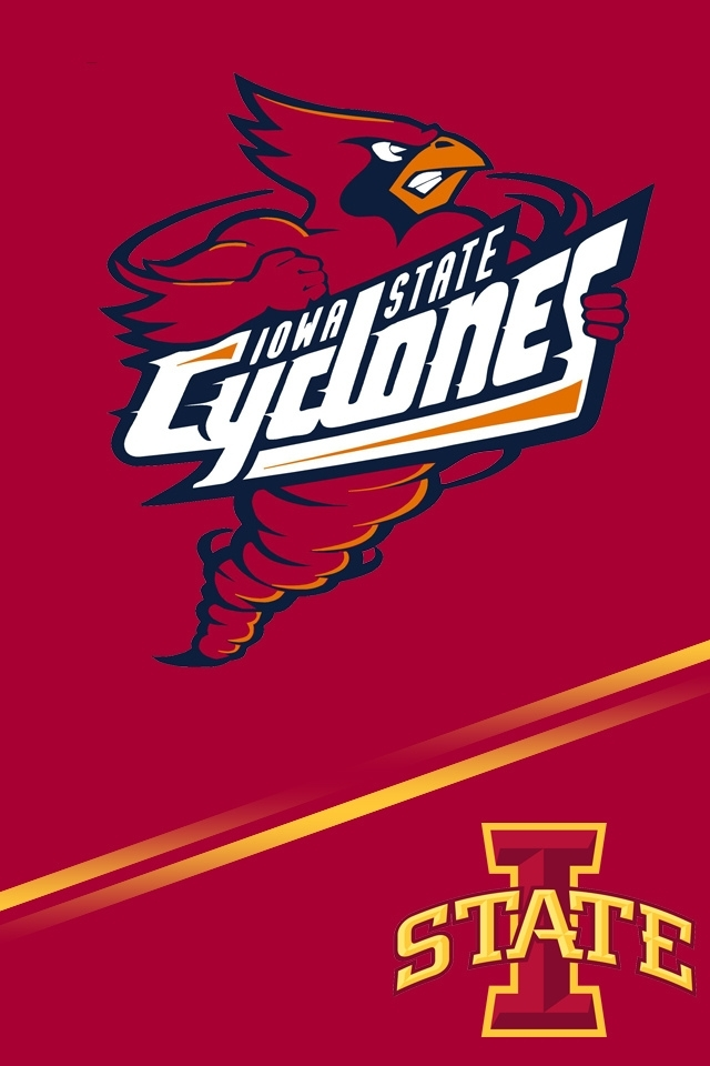 Iowa State Cyclones Wallpaper Iowa state cyclones wallpaper 640x960