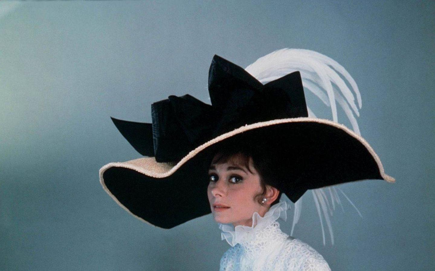 Audrey hepburn 095 wallpaper HQ WALLPAPER   1998 1440x900