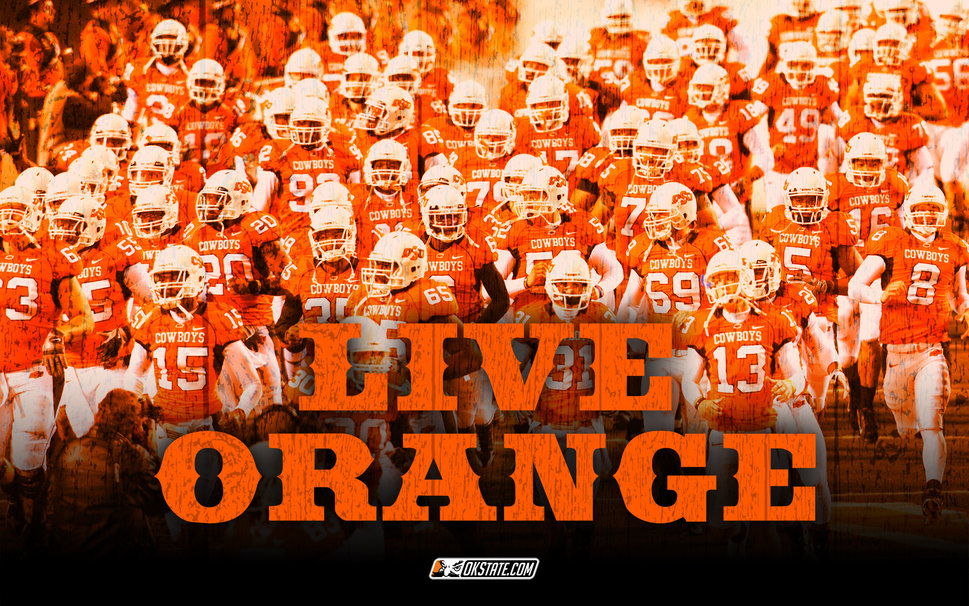 Live Orange   OSU Cowboys wallpaper   ForWallpapercom 969x606