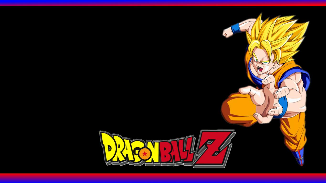 View topic   Dragon Ball Desktop Theme   Wallpaper Craze Edition 1366x768
