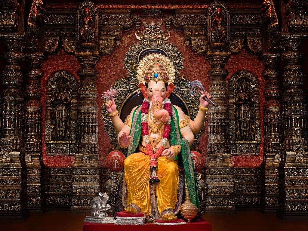 Hd wallpaper ganesh - Wallpaper Ganesha Hd Wallpapers Happy Ganesh Chaturthi Hd Wallpapers
