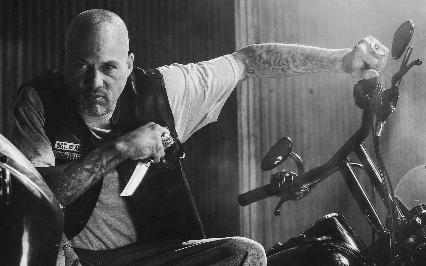Free Download Soa Wallpaper Happy Sons Of Anarchy Wallpaper
