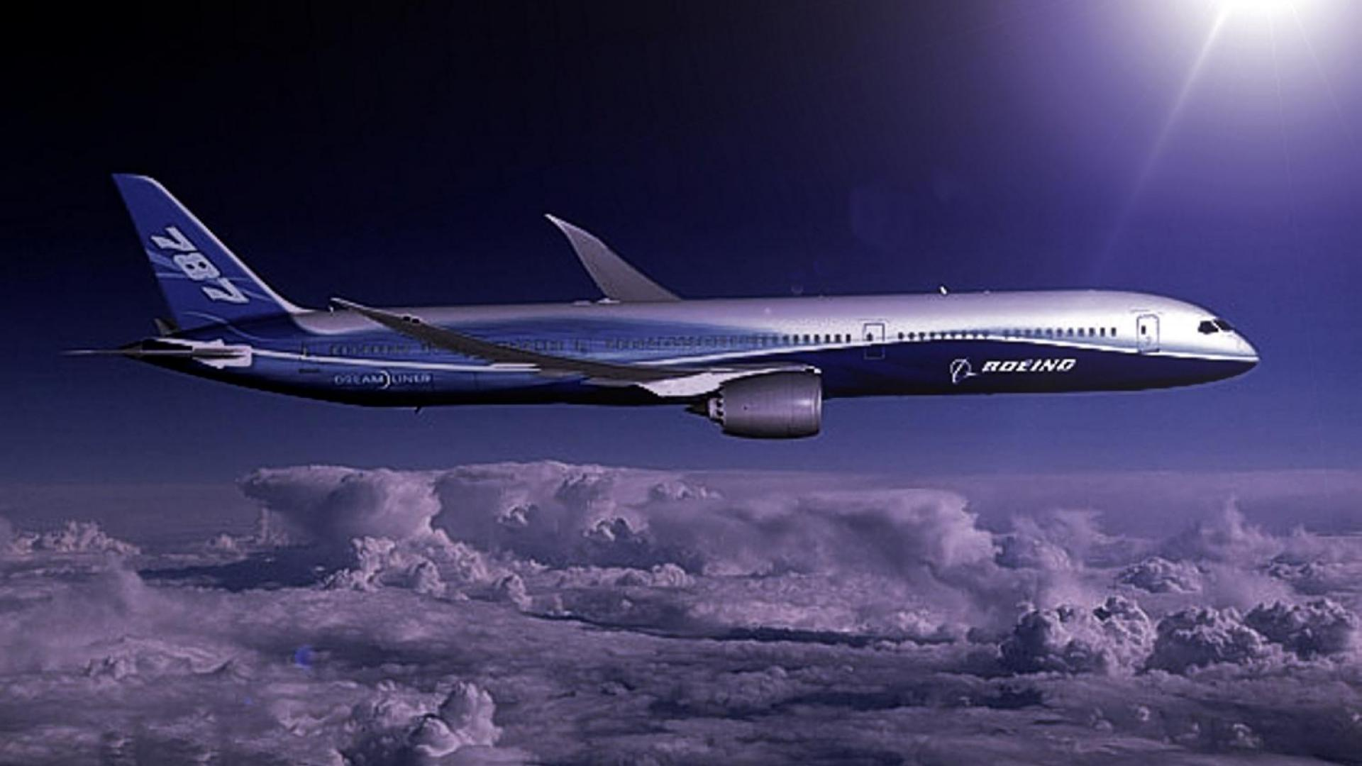 48 Boeing 787 Dreamliner HD Wallpapers | Background Images ... | 1080x1920