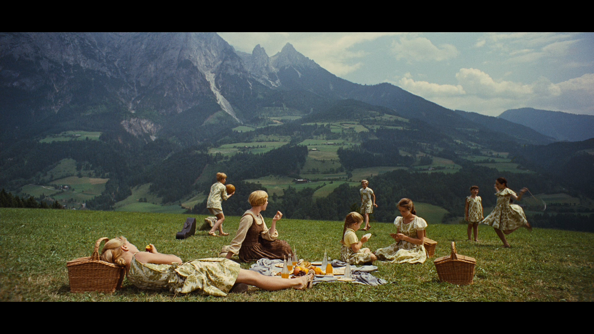 The Sound of Music Theme Song Movie Theme Songs TV Soundtracks 1920x1080