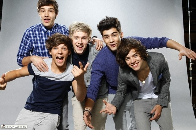 One Direction 640x426