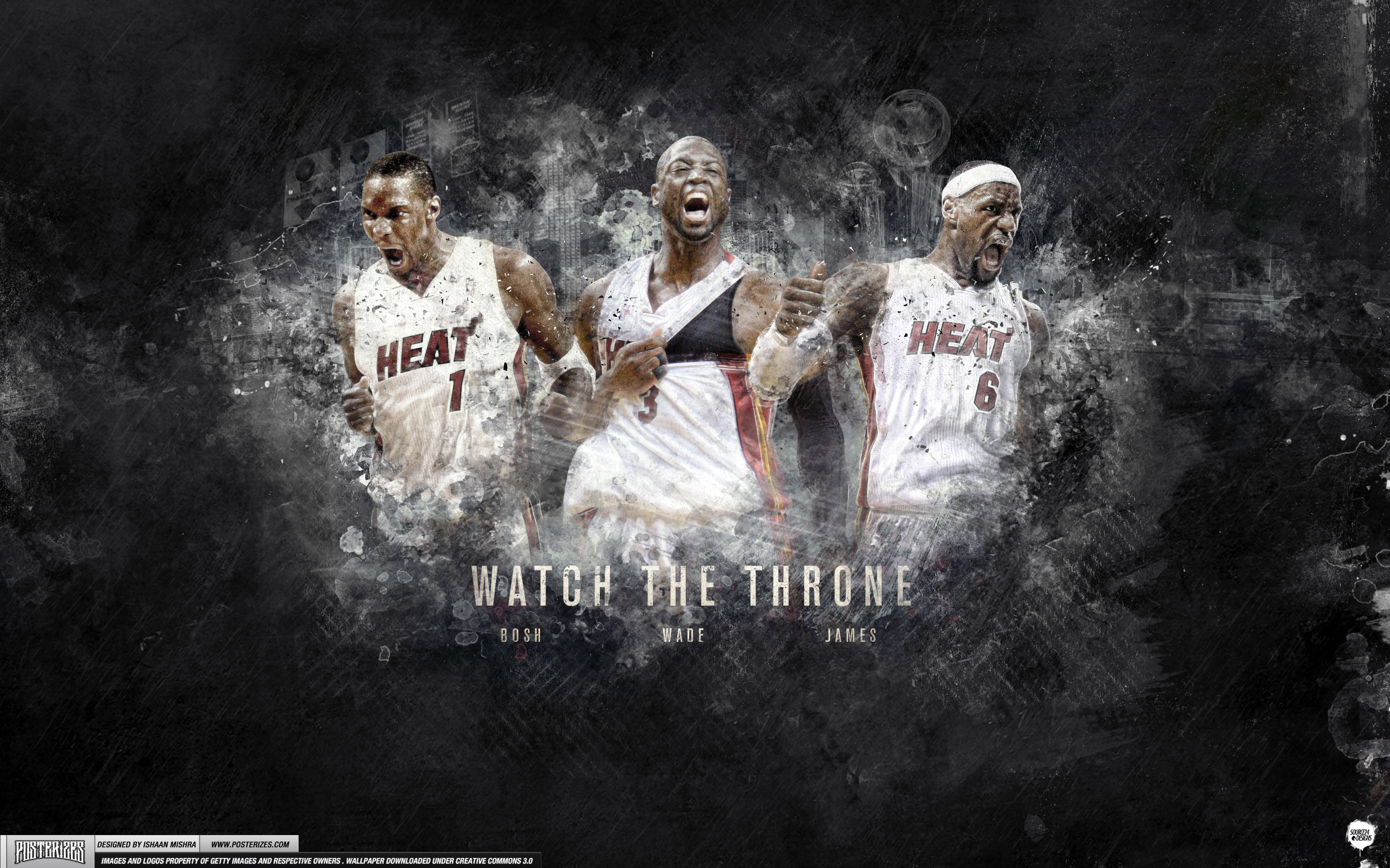 68] Miami Heat Desktop Wallpaper on WallpaperSafari 2880x1800
