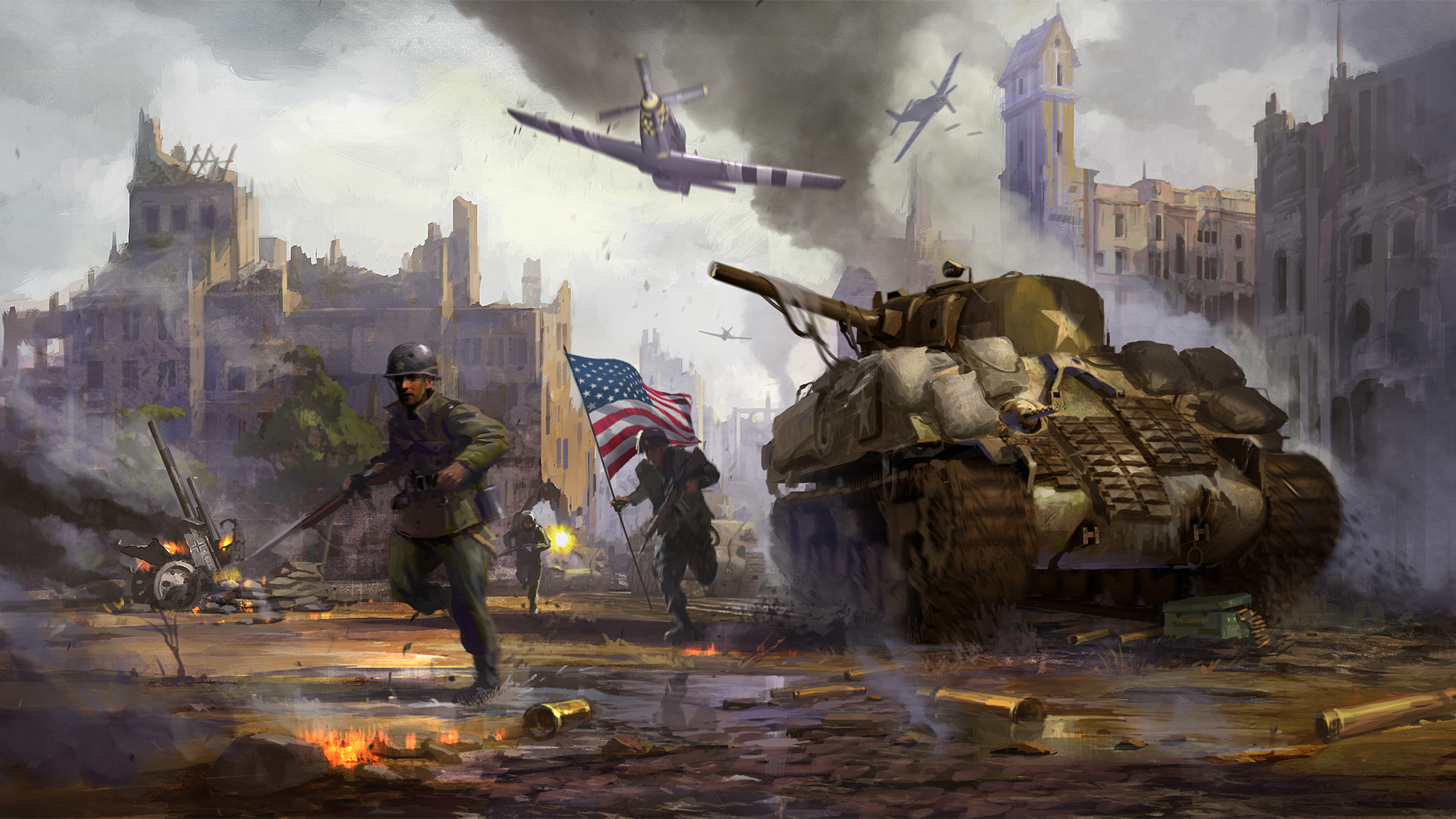 48 ww2 wallpaper screensavers on wallpapersafari - World war 2 desktop wallpaper ...