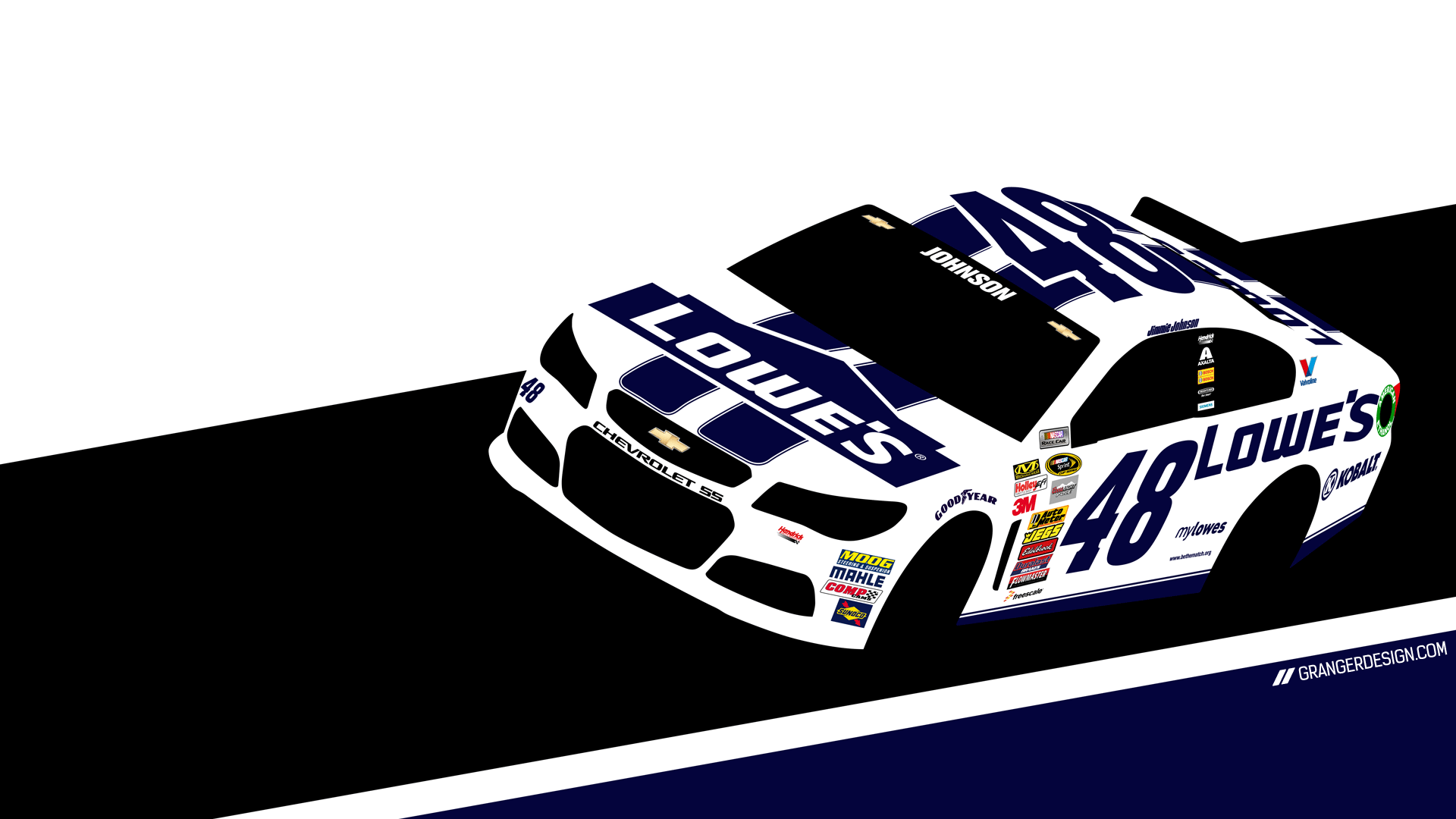Jimmie Johnson 2016 Wallpapers 1920x1080