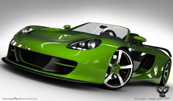 3D Cars HD Wallpapers