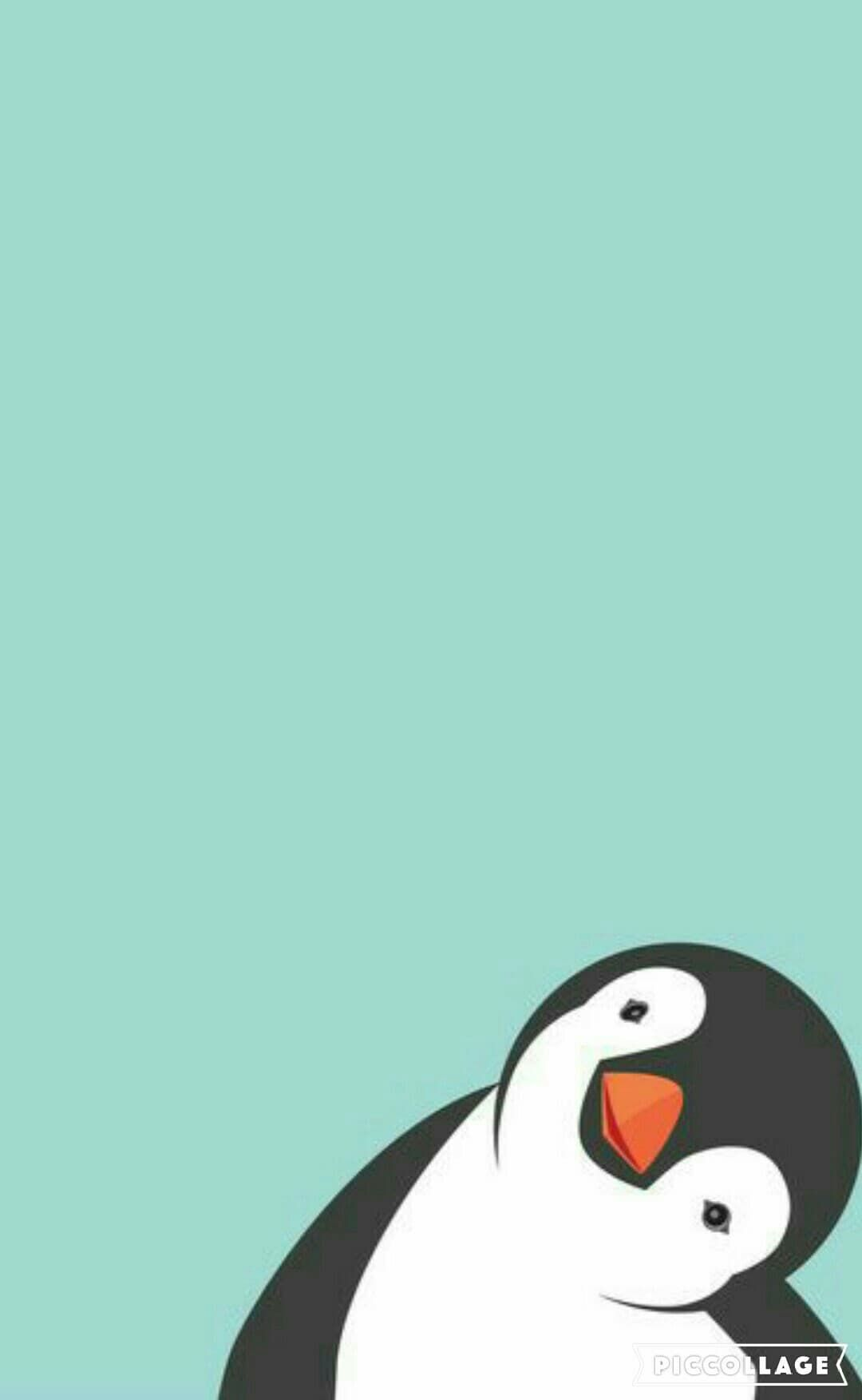 Pin by anabel m on Wallpaper Cute wallpapers Penguins Collage 1080x1752