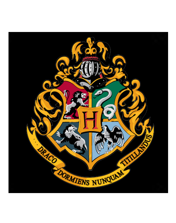 Hogwarts Logo Wallpaper - WallpaperSafari