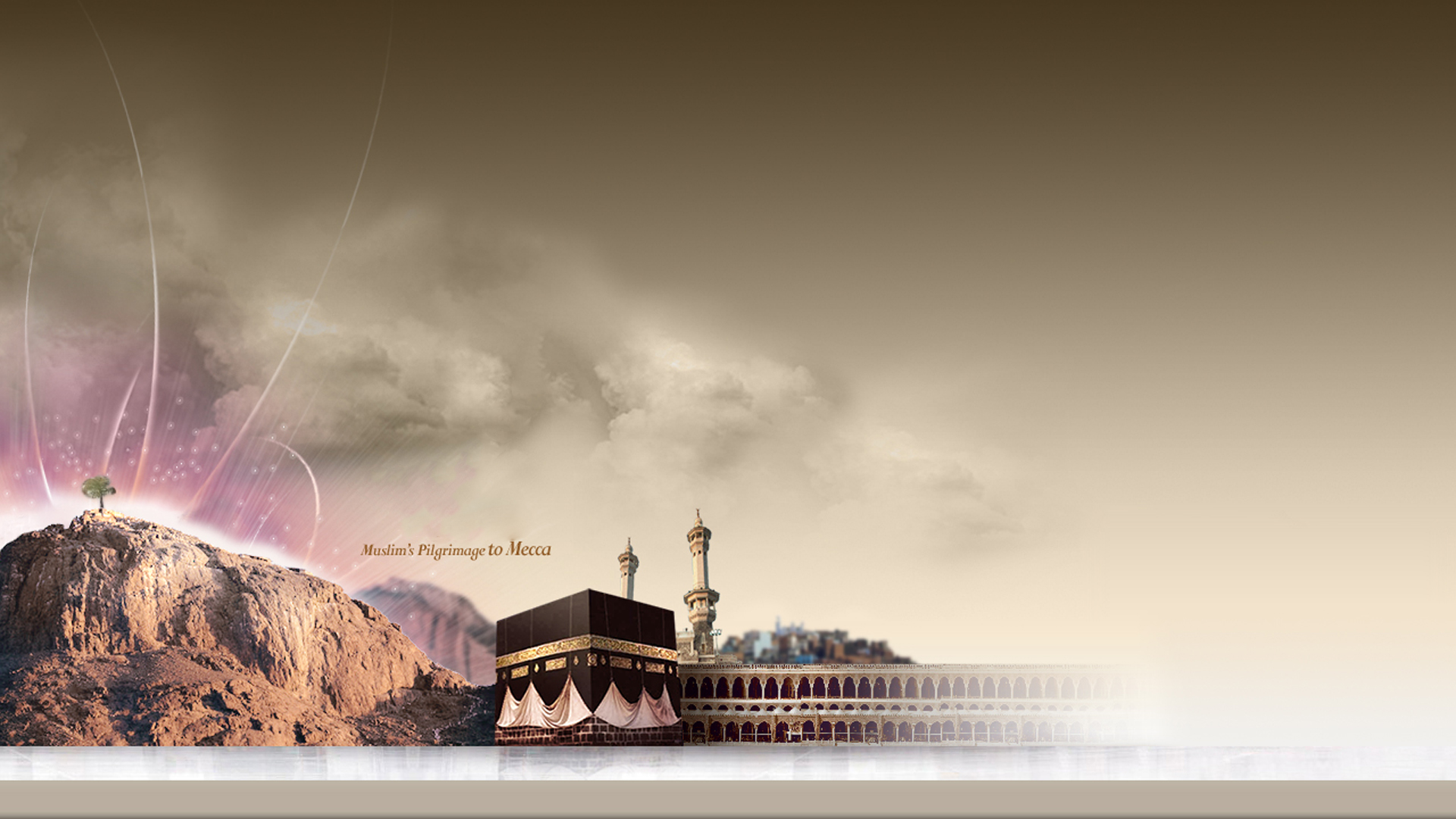 Mecca Travel HD Wallpapers 1920x1080