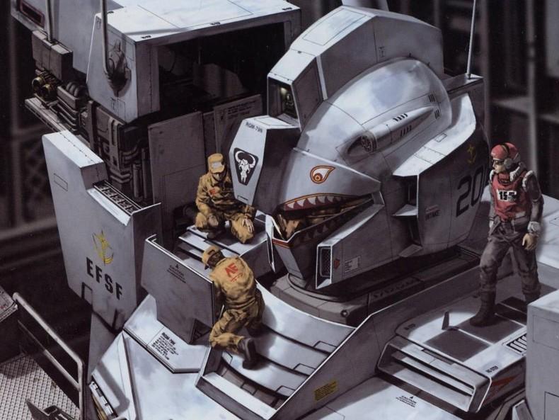 Gundam 0083 Mobile Suit Gundam 0083 790x593