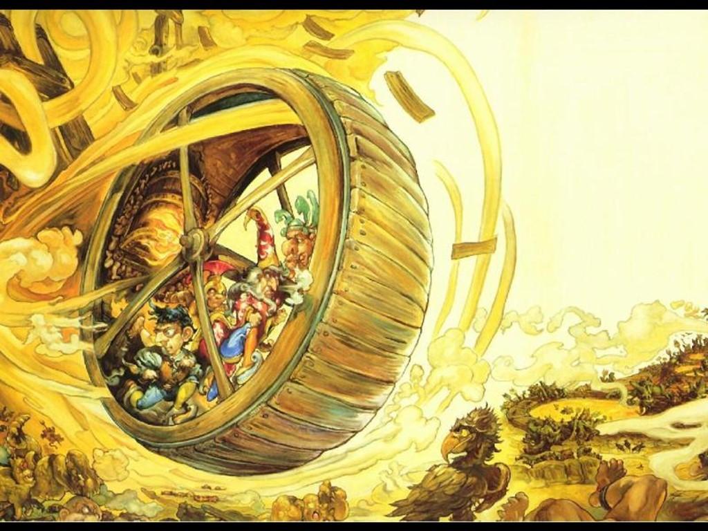 Discworld Wallpaper   Terry Pratchett Discworld Hd Wallpapers 1024x768