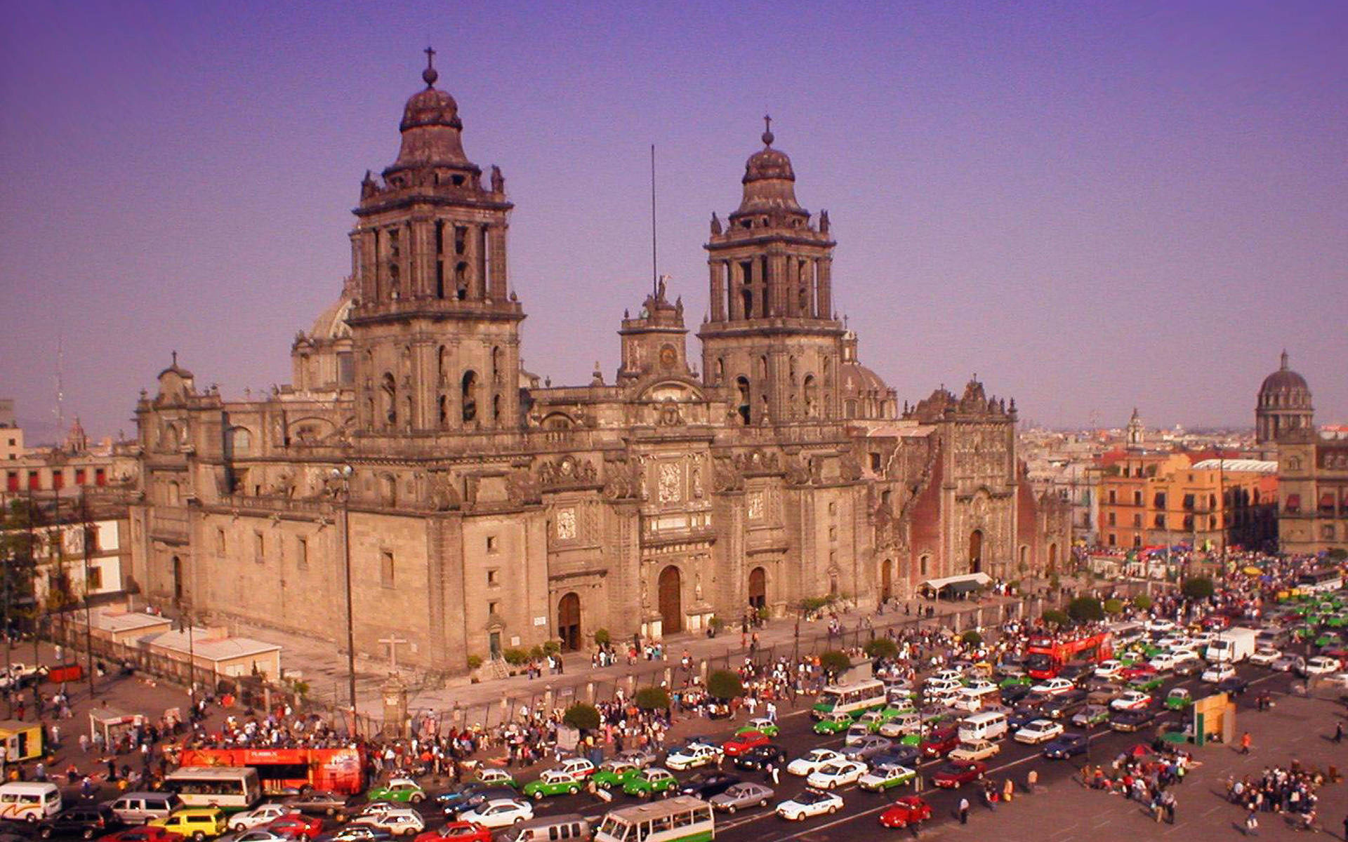 Mexico City Wallpapers PC 9462I4X WallpapersExpertcom 1920x1200