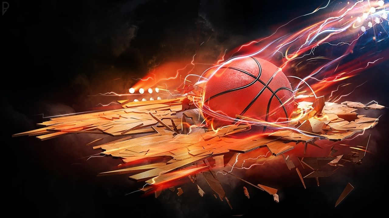 Cool Basketball Wallpapers   Top Cool Basketball Backgrounds 1280x718