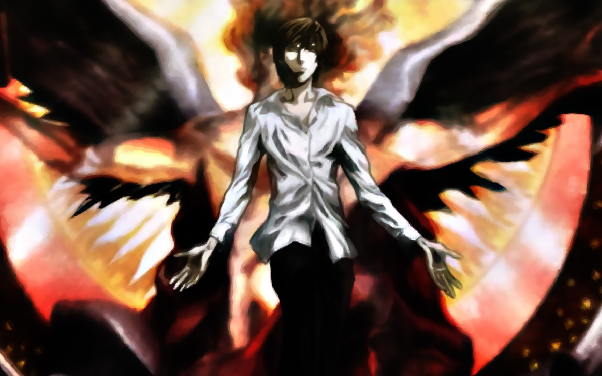 Light Yagami   Death Note Wallpaper 5246 1920x1200