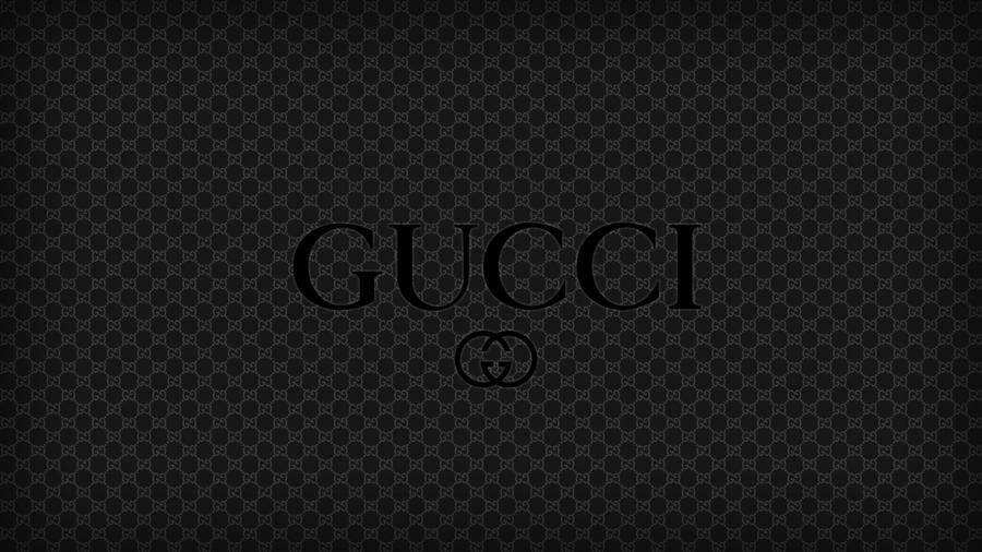 Black Gucci Wallpaper 2 by chuckdobaba 900x506