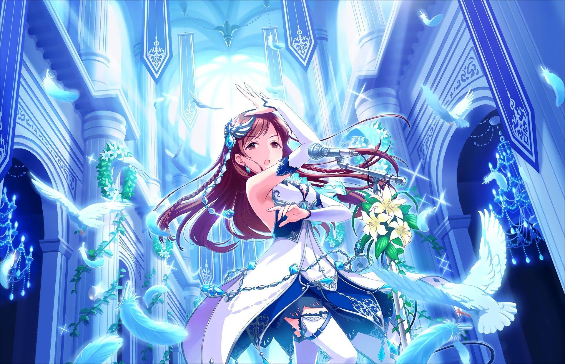 Anime The Idolmaster Cinderella Girls Starlight Stage Minami 1920x1236