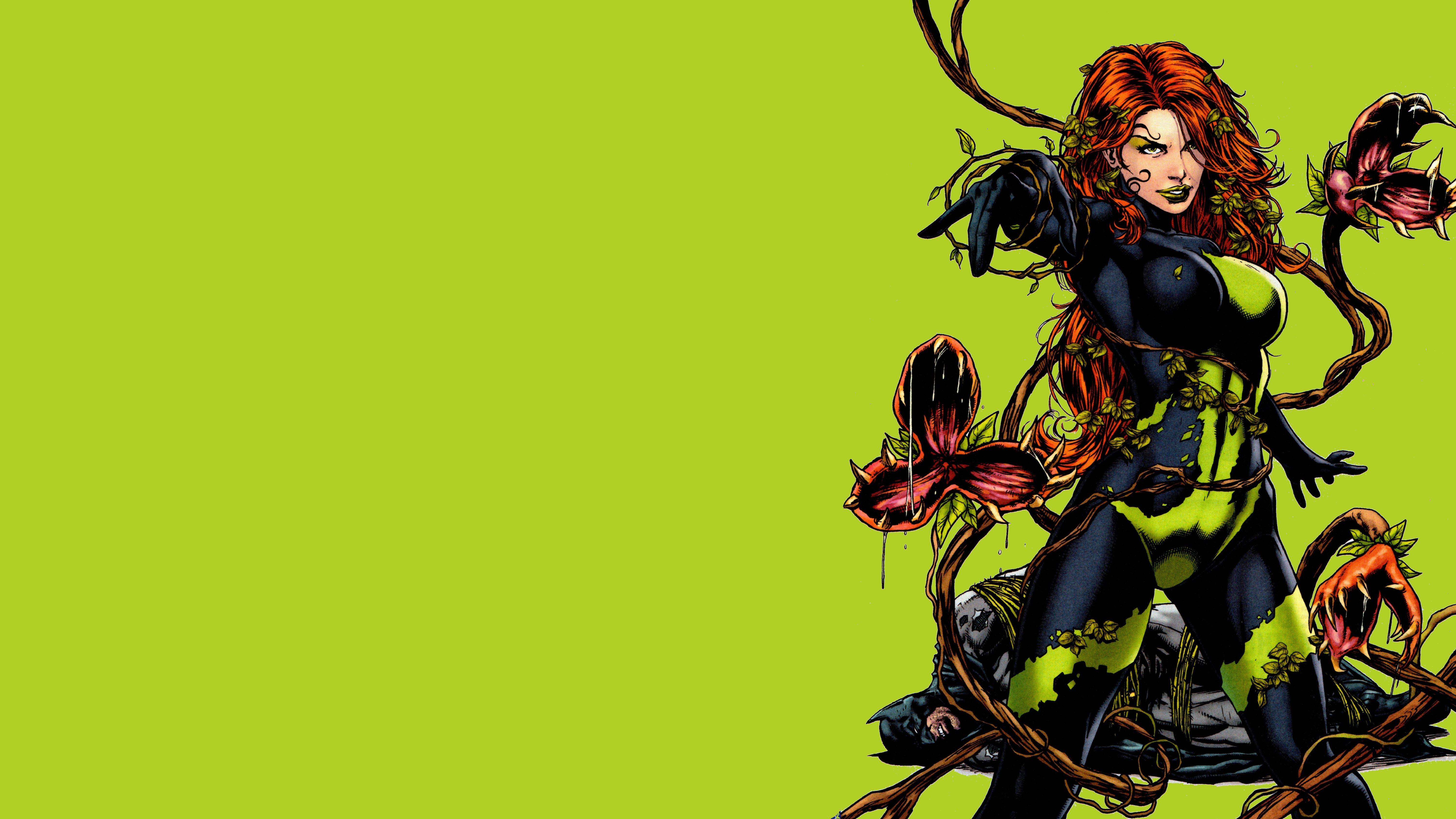 Poison Ivy Wallpaper Hd Wallpapersafari HD Wallpapers Download Free Images Wallpaper [1000image.com]