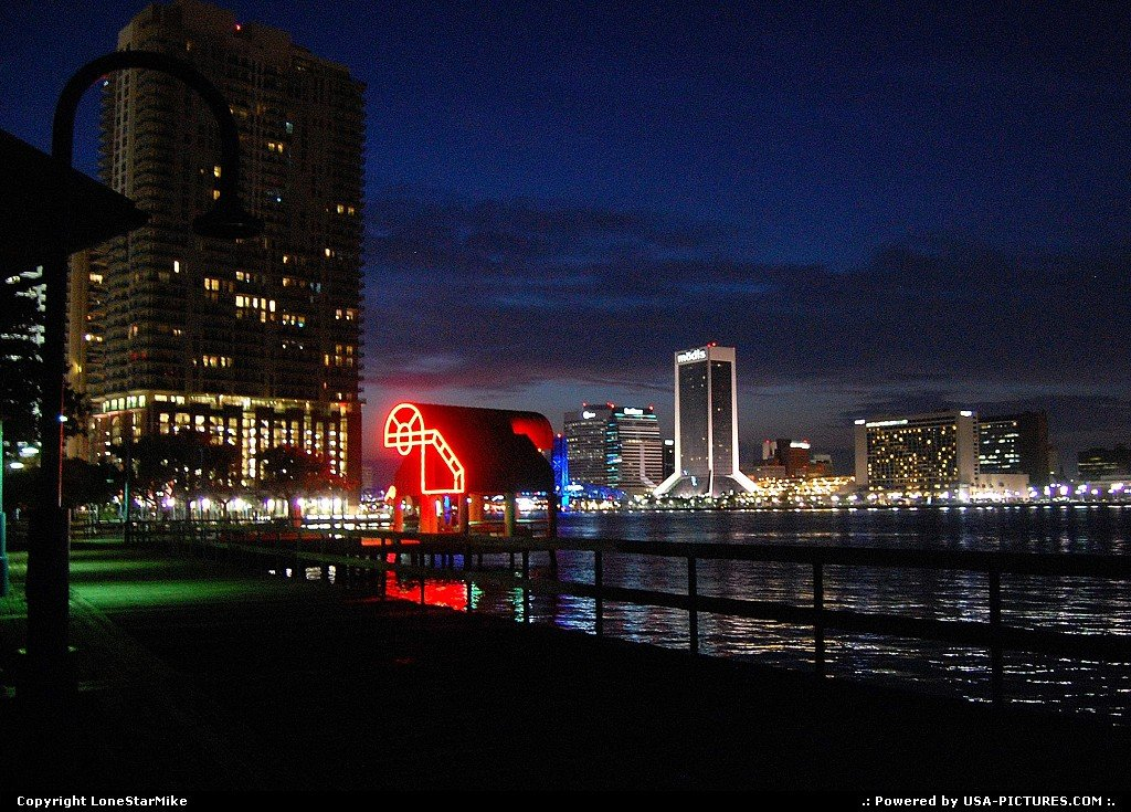Pin Downtown Jacksonville Skyline Florida Wallpapers On Line on 1024x735