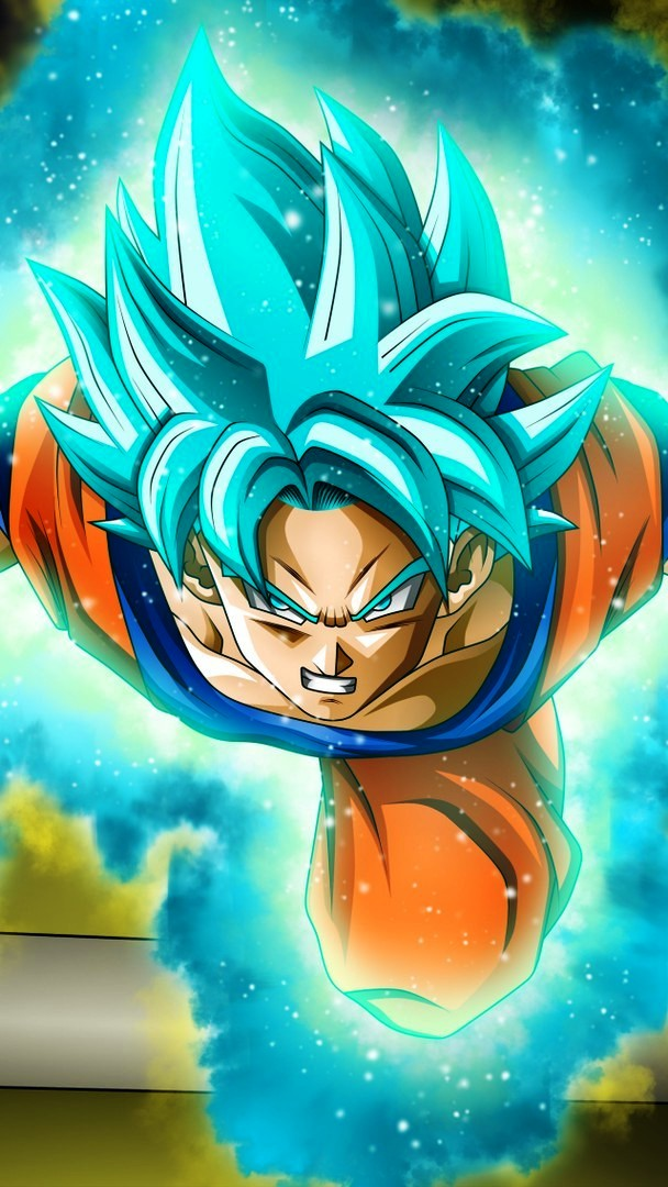 Dragon Ball Super Wallpaper iPhone 2020 3D iPhone Wallpaper 608x1080