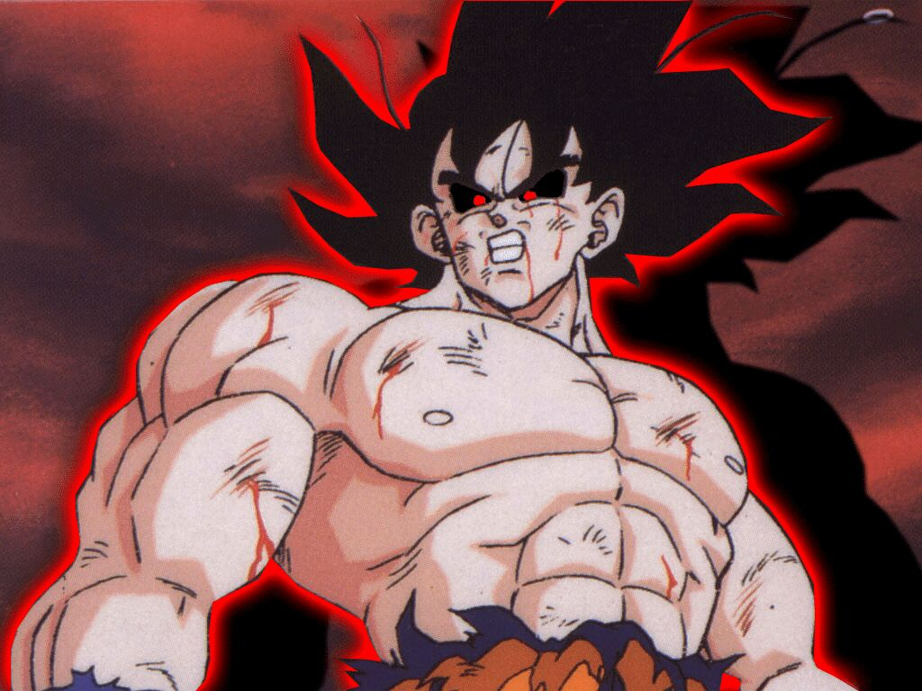 Dragon Ball Z Goku 718 Hd Wallpapers in Cartoons   Imagescicom 1024x768