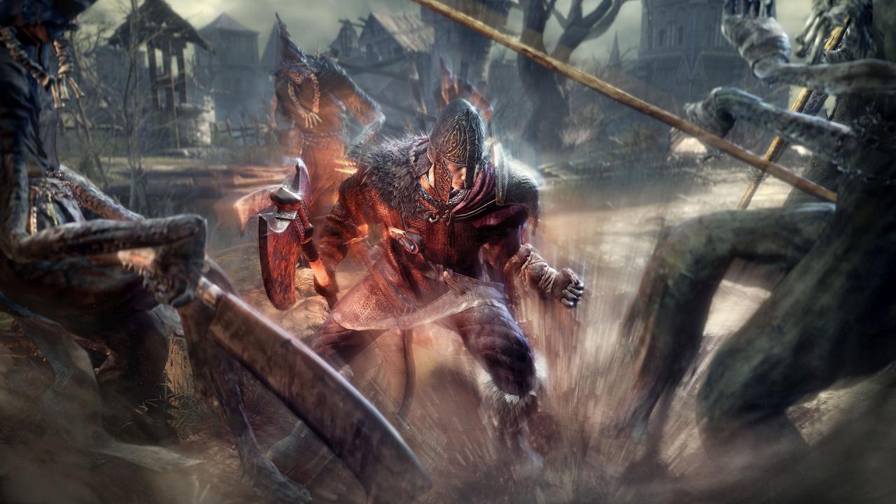 Wallpaper Dark Souls 3 07   Jeux JVL 1280x720