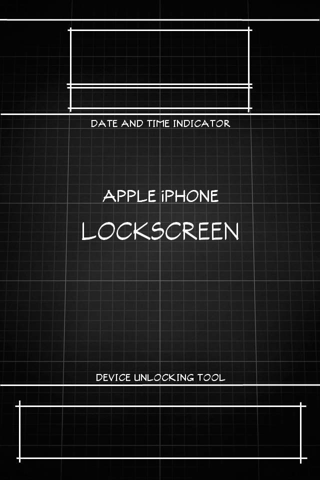 how to change lock screen on iphone 5s