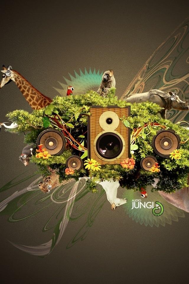 Music Phone Wallpaper Wallpapersafari