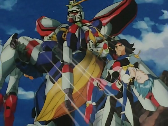 Domon holds Allenby after the two finish a devastating battle 576x432