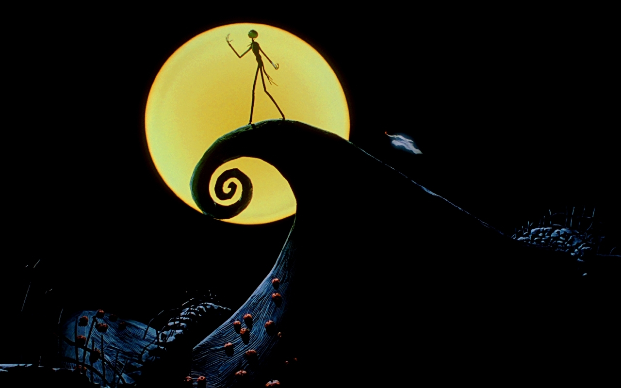 Jack   Nightmare Before Christmas Wallpaper 14506235 1280x800