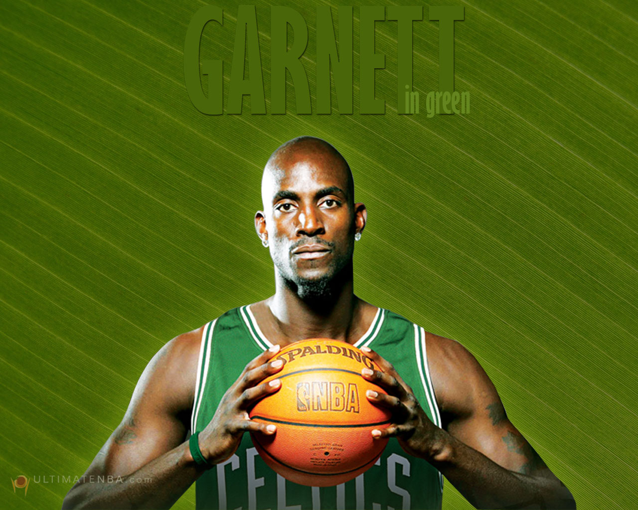 Wallpapers Kevin Garnett NBA 1280x1024