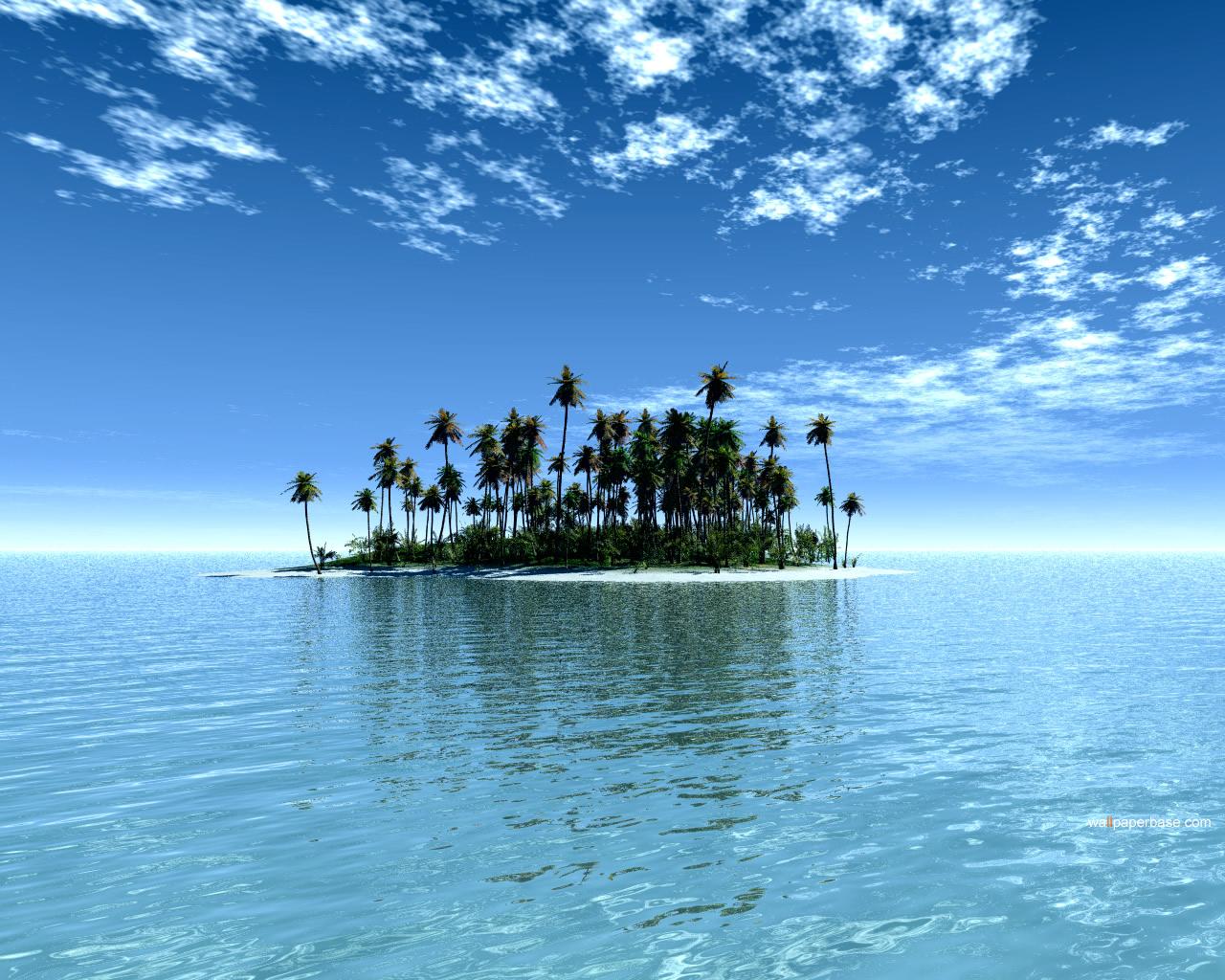 World Visits Paradise Island Wallpaper Review 1280x1024
