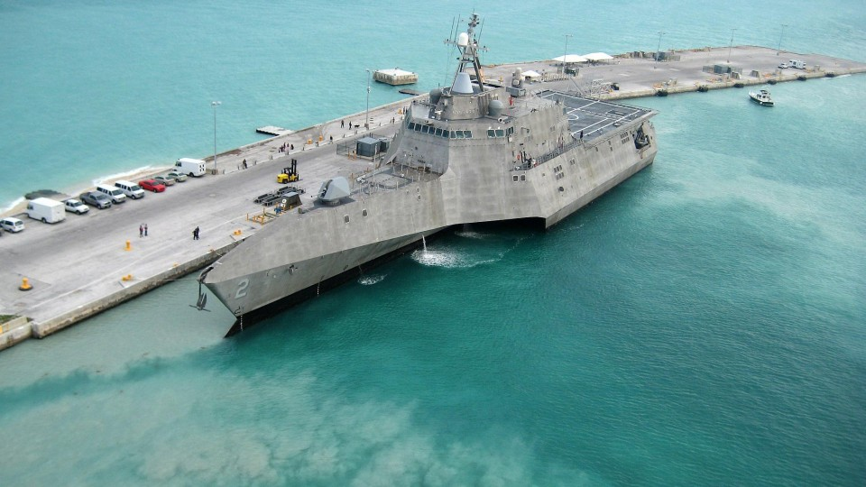 Uss Independence HD desktop wallpaper Widescreen High Definition 960x540