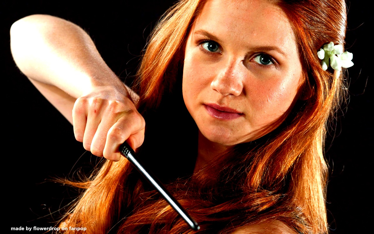 78 Ginny Weasley Wallpaper On Wallpapersafari