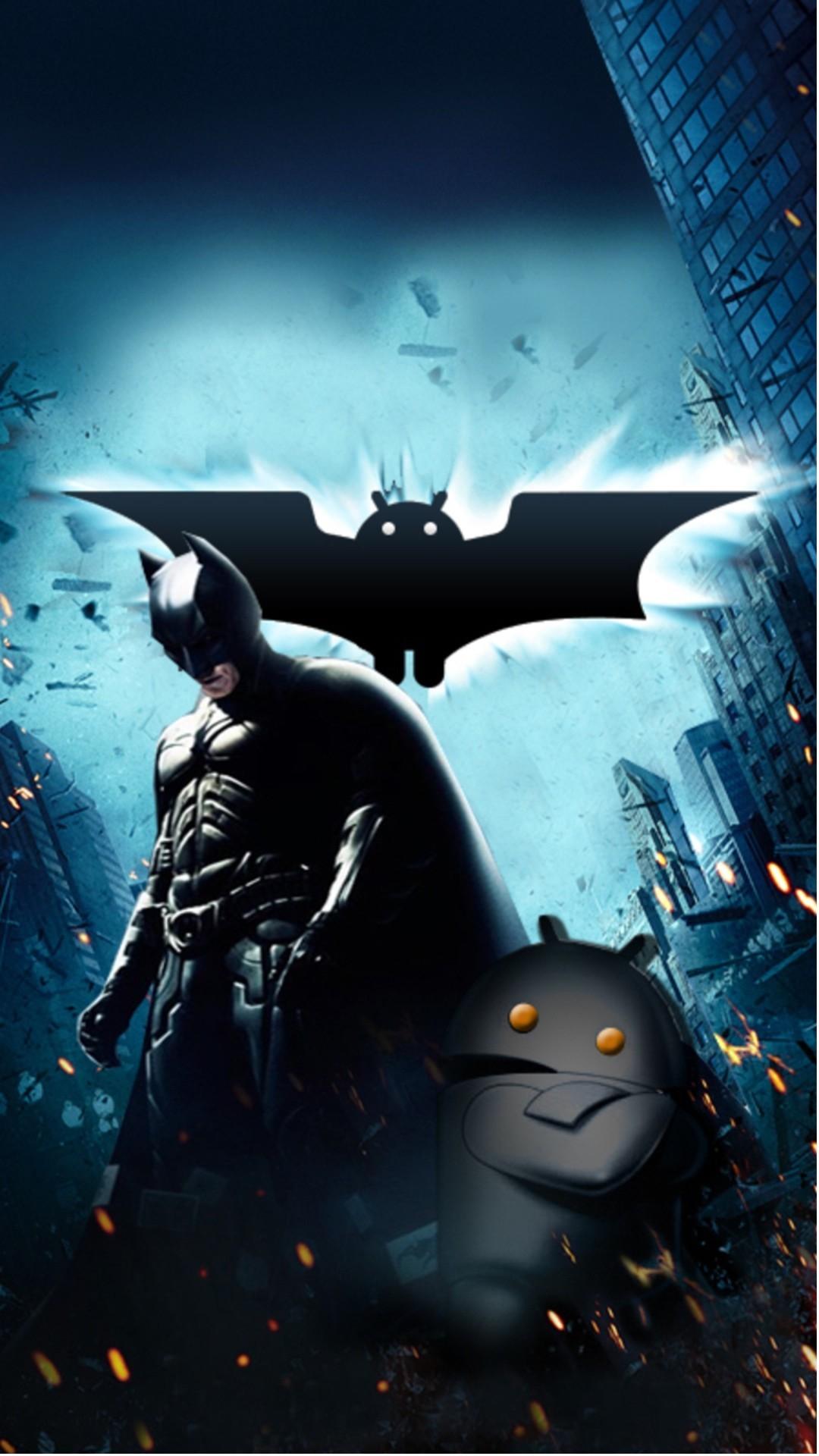 Batman Phone Wallpaper - WallpaperSafari