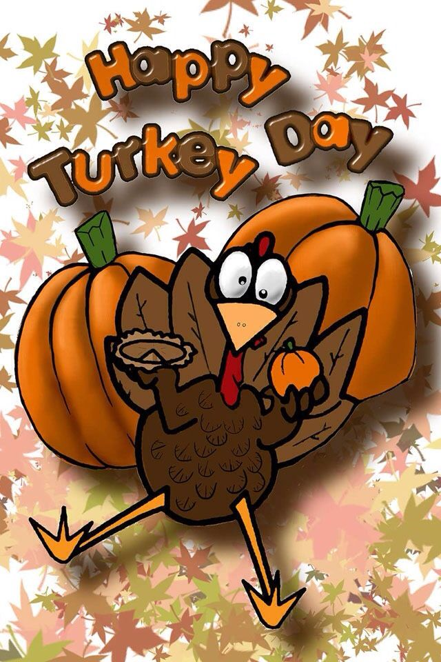 Happy Thanksgiving Bus Clip Art in 2019 Happy thanksgiving 640x960