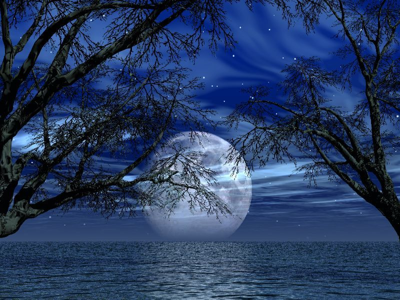 FunMozar Most Beautiful Moon Photos and Wallpapers 800x600