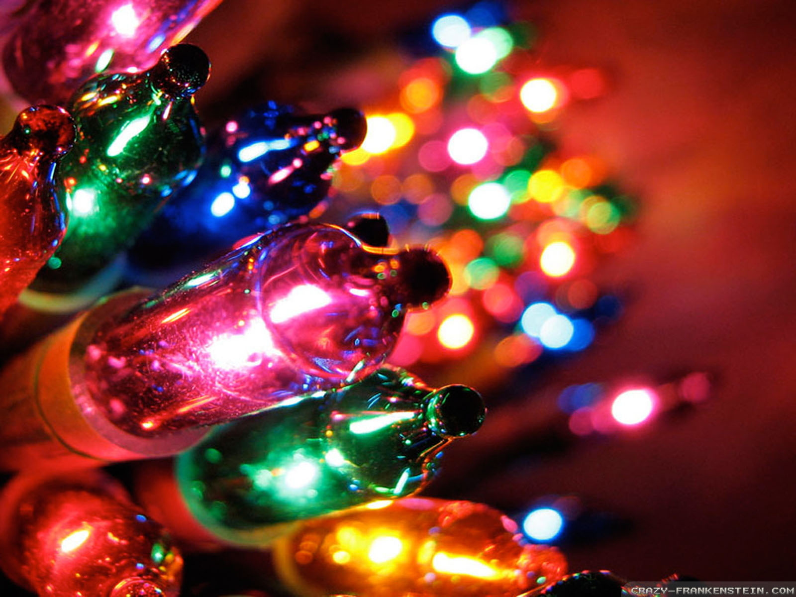 Christmas lights bokeh r wallpaper 1600x1200 183498 1600x1200