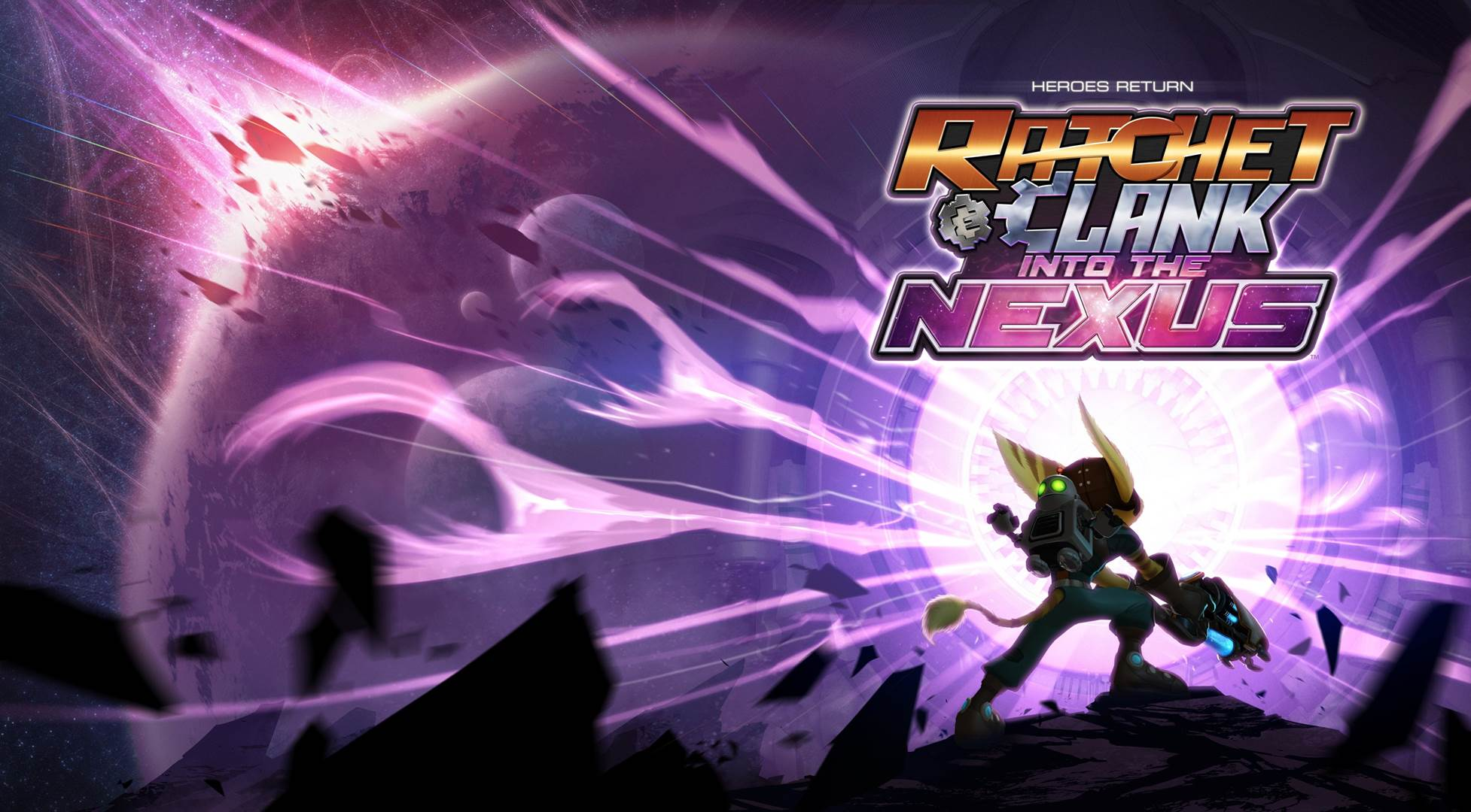 Ratchet And Clank Into The Nexus Wallpapers in 1080P HD GamingBolt 1954x1080