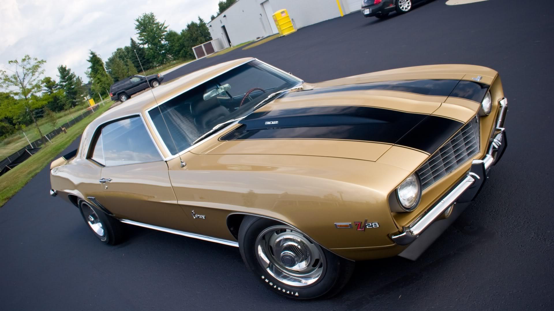 1969 Camaro 302 Z28 wallpaper 1920x1080 36949 WallpaperUP 1920x1080
