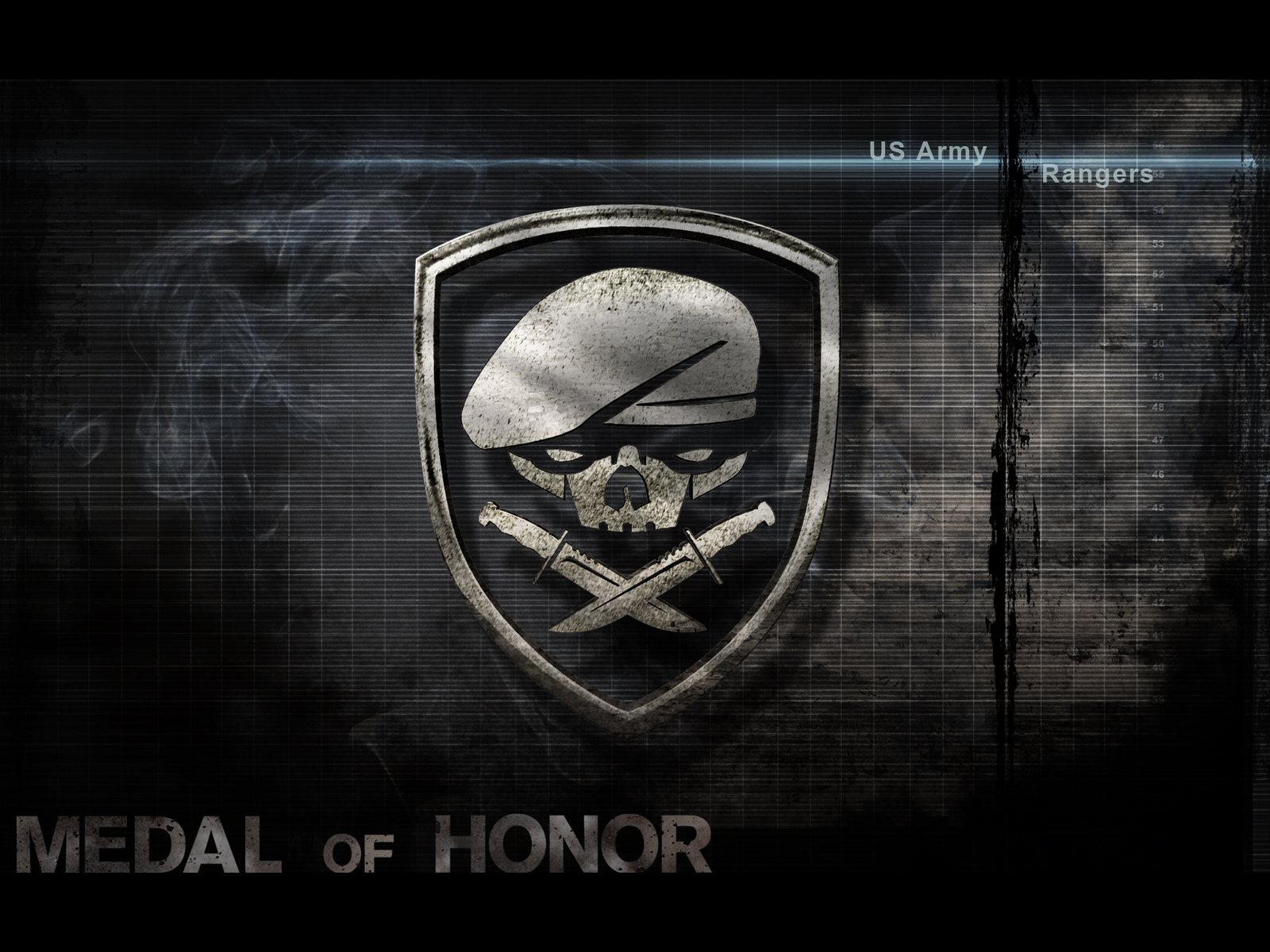 us army rangers medal honor wallpaper us army rangers wallpaper us 1600x1200