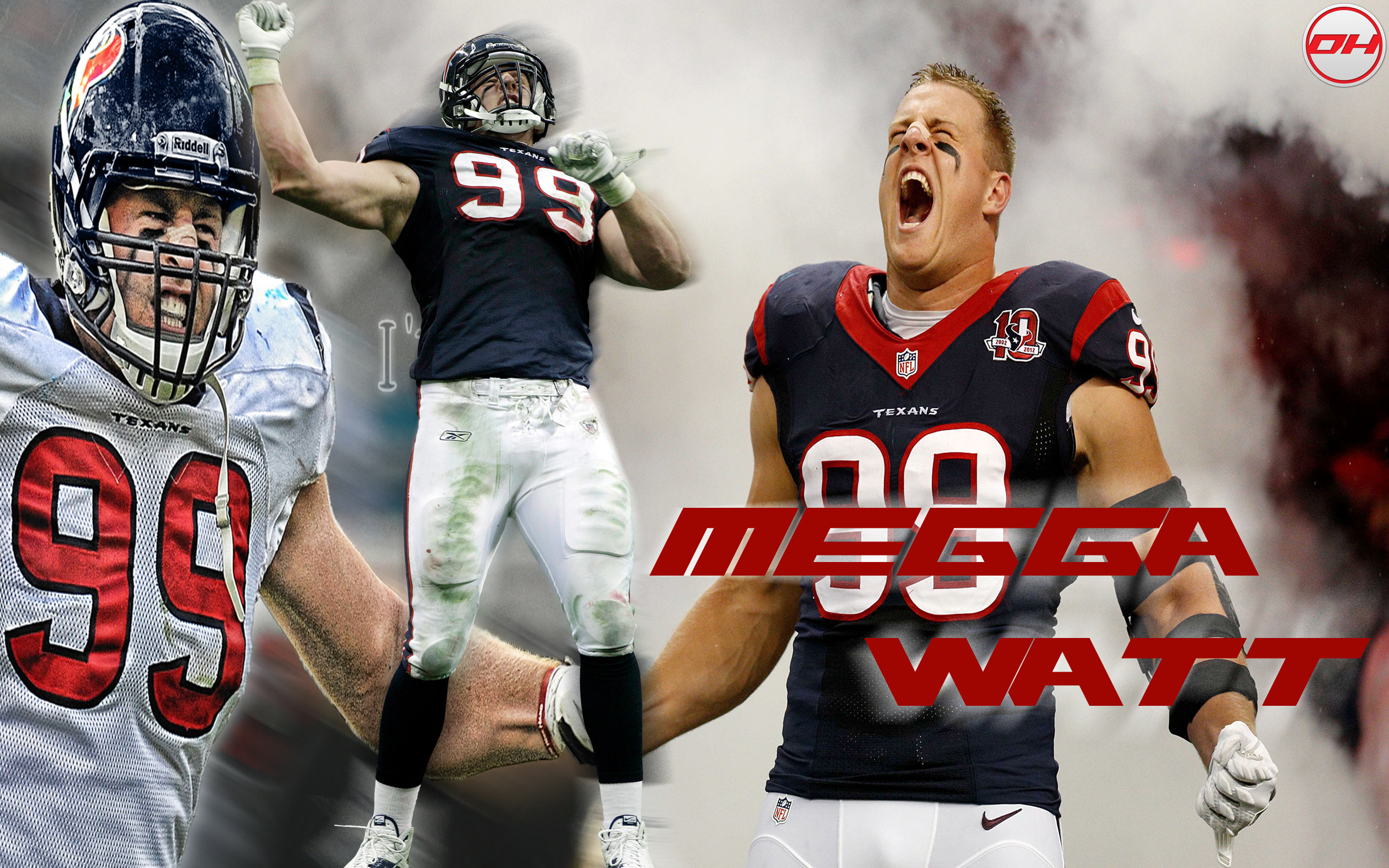 Houston Texans Wallpaper Jj Watt Texans wallpaper watt 2560x1600