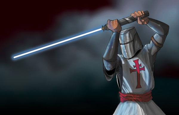 Knight Templar Wallpaper Jedi templar knight by alleman 600x388